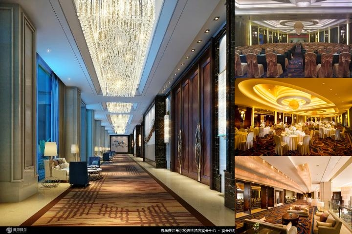 Doubletree by Hilton Qingdao Chengyang photo collage
