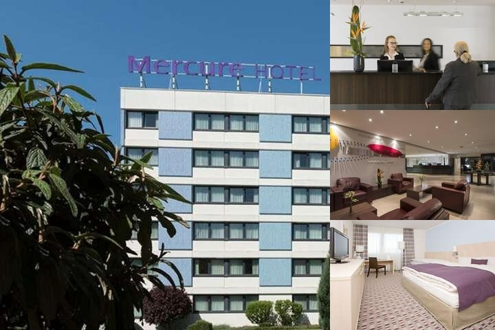 Park Inn by Radisson Mannheim photo collage
