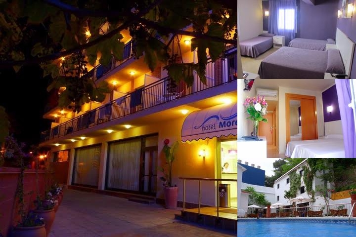 Hotel Moremar photo collage