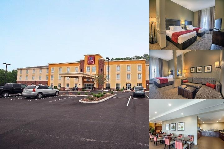 Comfort Suites Marietta photo collage