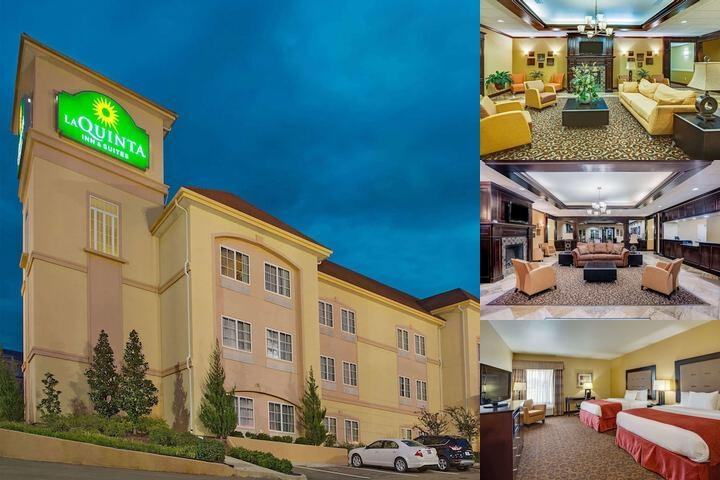 La Quinta Inn & Suites Vicksburg photo collage