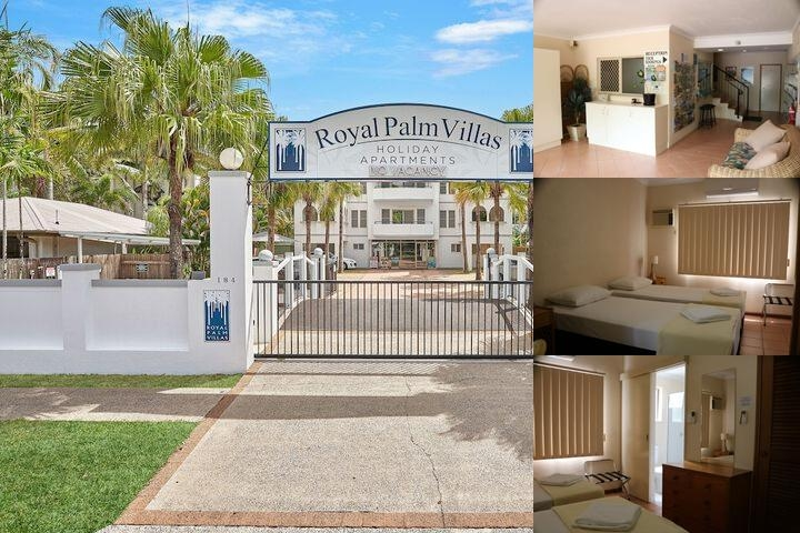 Royal Palm Villas photo collage
