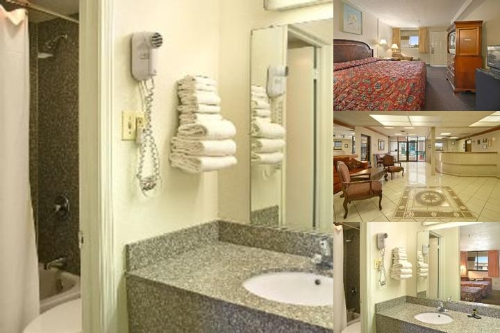 Travelodge New Orleans West photo collage