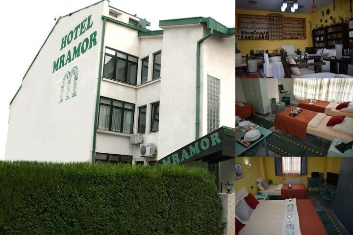 The Story of Hotel Mramor photo collage