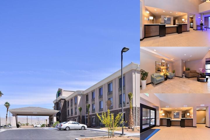 Holiday Inn Express & Suites Indio photo collage