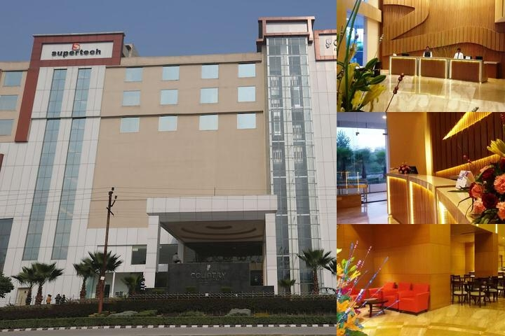 Country Inn & Suites by Carlson Meerut photo collage