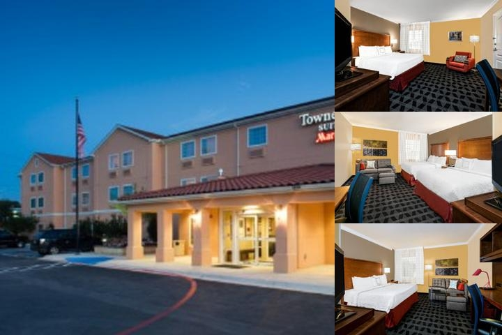 Marriott Towneplace Suites Nw San Antonio photo collage
