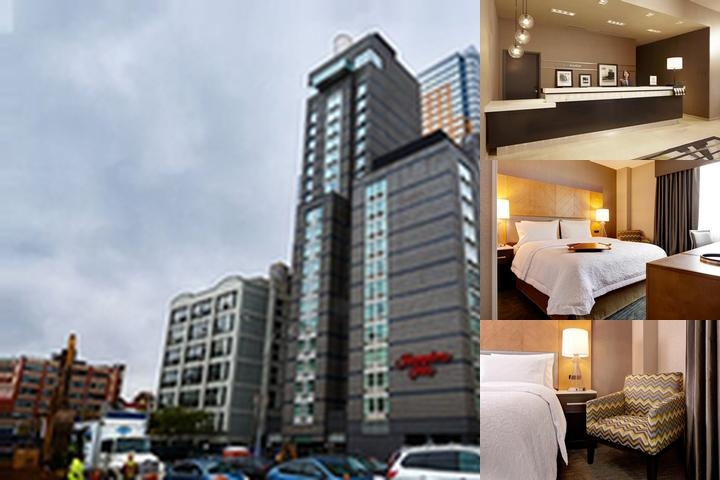 Hampton Inn Brooklyn Downtown photo collage
