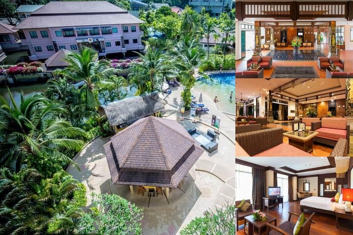 Alpina Phuket Nalina Resort & Spa photo collage