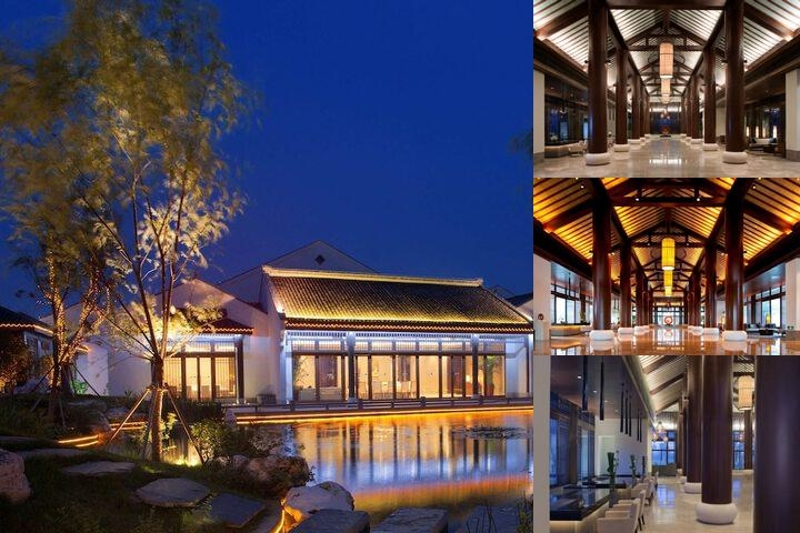 Radisson Blu Resort Wetland Park Wuxi photo collage