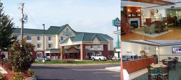 Country Inn & Suites Clinton photo collage