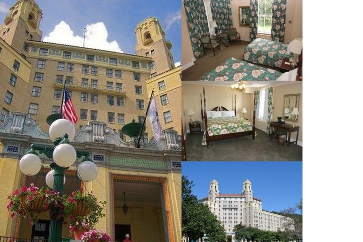 Arlington Resort Hotel & Spa photo collage