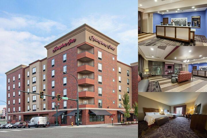 Hampton Inn Seattle / Everett Downtown photo collage