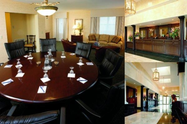 The Genesee Grande Hotel photo collage