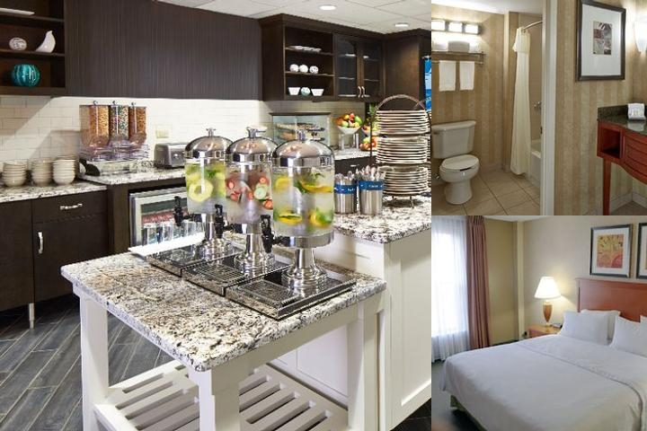 Homewood Suites by Hilton Lincolnshire photo collage