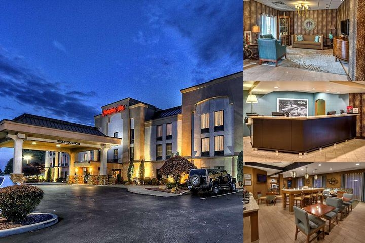 Hampton Inn Greensburg photo collage