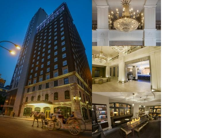 St Louis Hotels >> Magnolia Hotel St Louis St Louis Mo 421 North 8th 63101