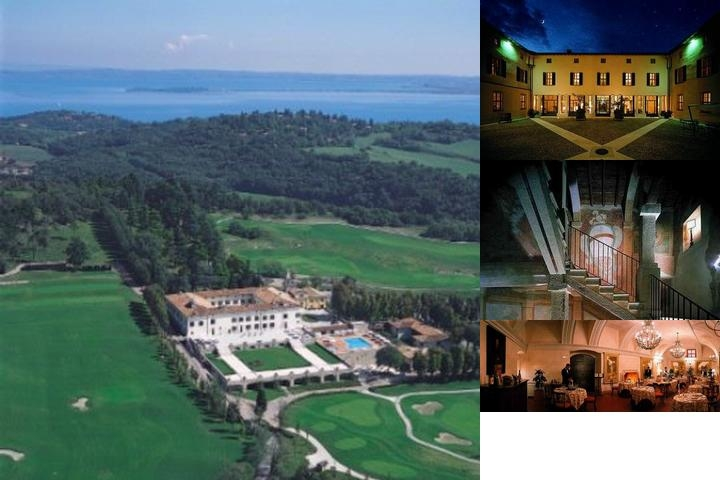 Palazzo Arzaga Hotel Spa & Golf Resort photo collage
