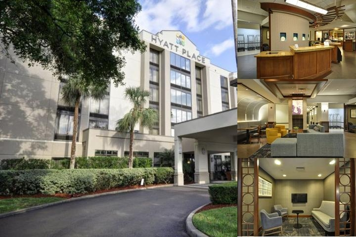 Hyatt Place Tampa Westshore photo collage