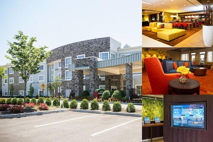Courtyard by Marriott Philadelphia Springfield photo collage