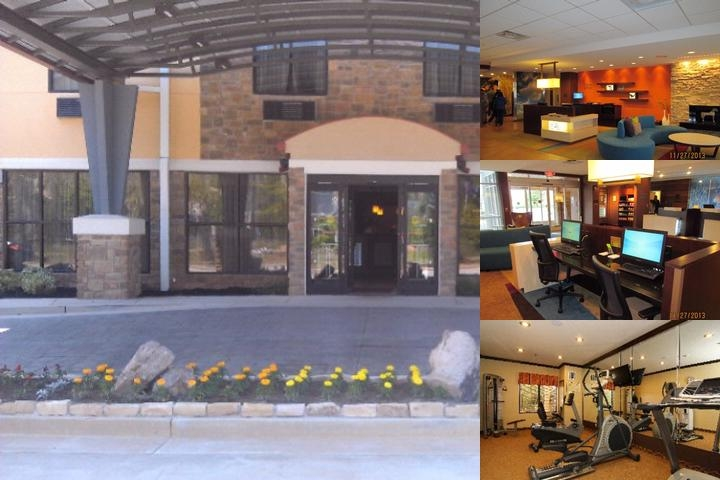 Fairfield by Marriott Gainesville photo collage
