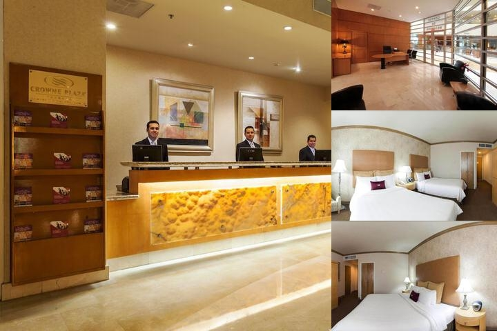 Crowne Plaza Torreon photo collage