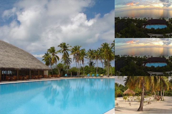 Canareef Resort Maldives photo collage