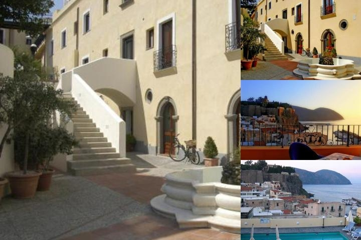 Villa Meligunis photo collage