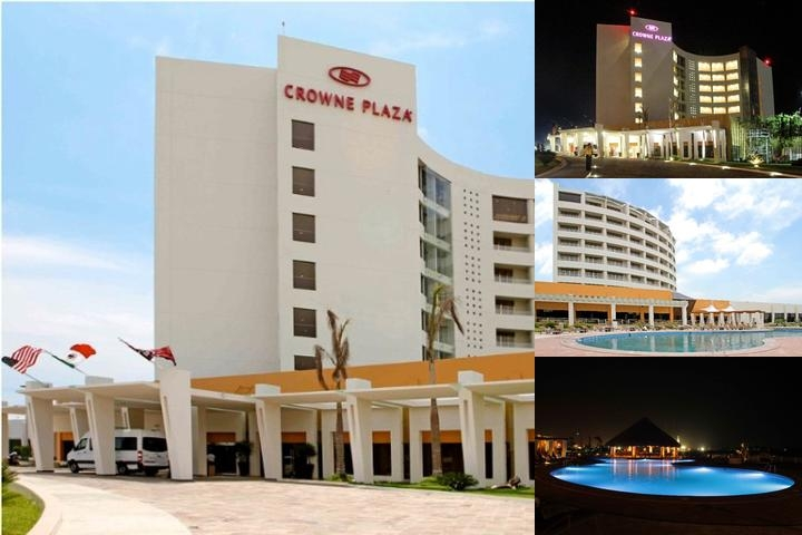 Crowne Plaza Tuxpan photo collage