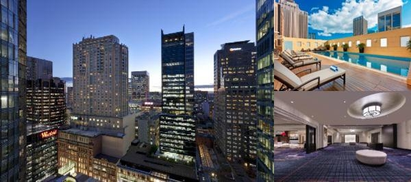 Swissotel Sydney photo collage