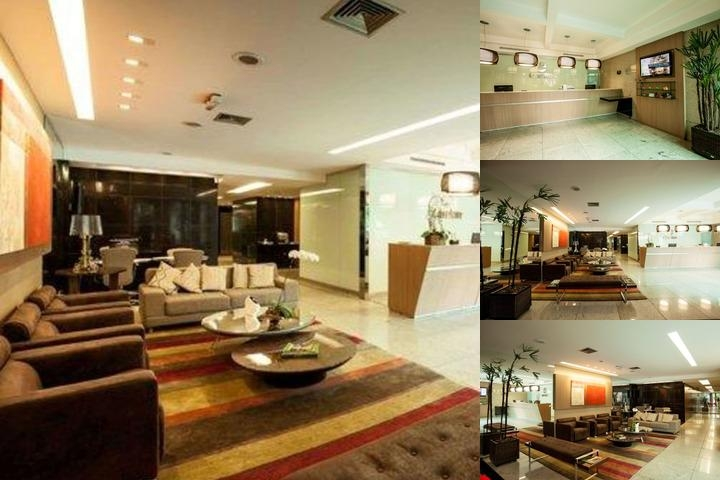 Clarion Hotel Lourdes Belo Horizonte photo collage