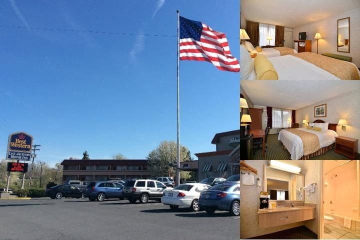 Best Western Lee Jackson Inn photo collage