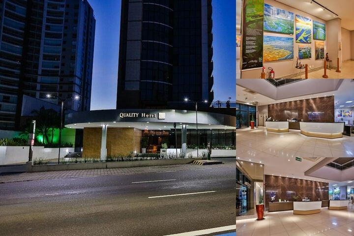 Quality Hotel Manaus photo collage