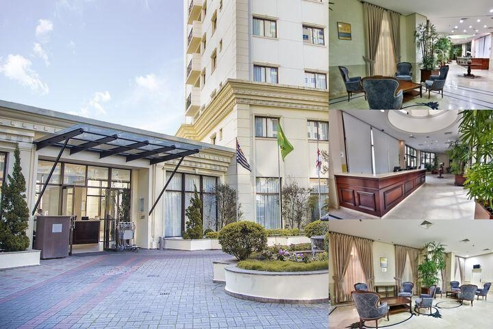 Quality Suites Vila Olimpia photo collage