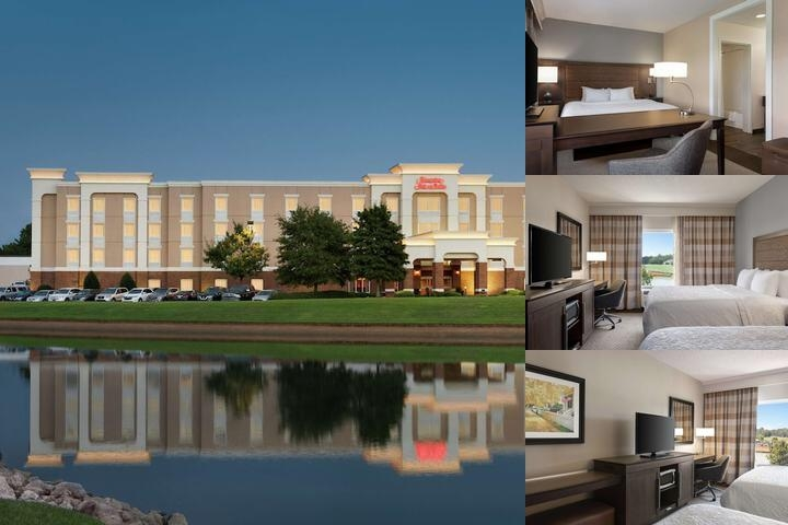 Hampton Inn & Suites Eastchase Montgomery photo collage