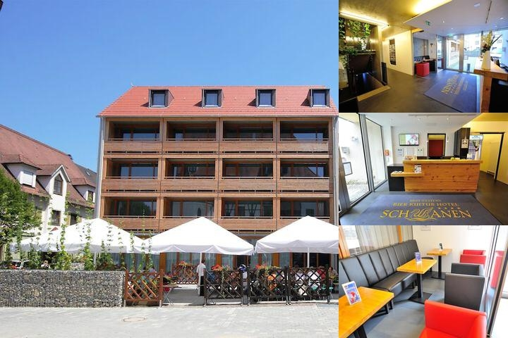 Best Western Plus Bierkulturhotel Schwanen photo collage