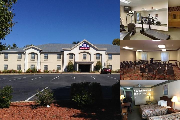 American Inn High Point photo collage