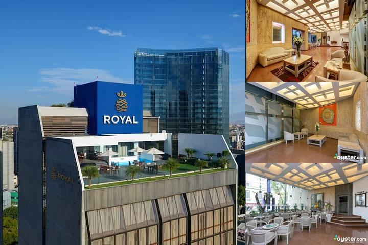 Hotel Royal Reforma photo collage