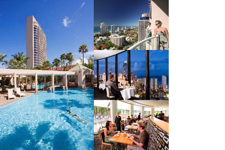 Crowne Plaza Surfers Paradise photo collage