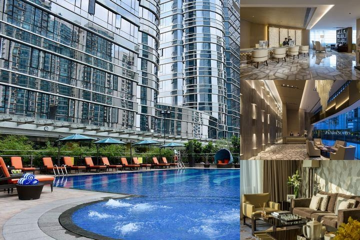 Fraser Suites Guangzhou photo collage