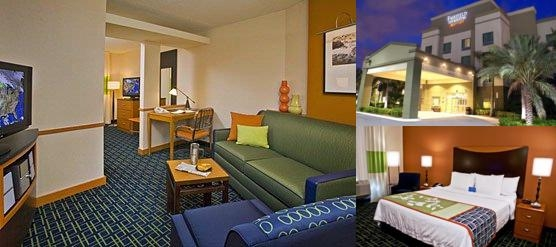 Fairfield Inn & Suites Ft. Lauderdale Airport photo collage