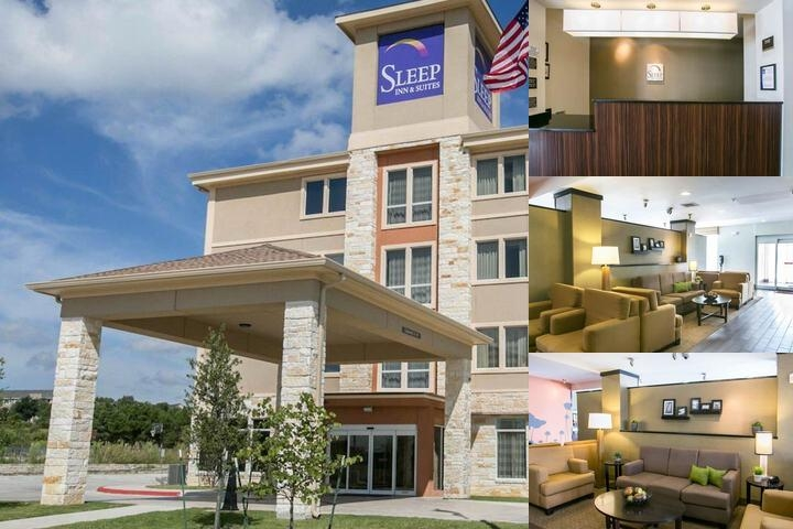 Sleep Inn & Suites Austin Northeast photo collage