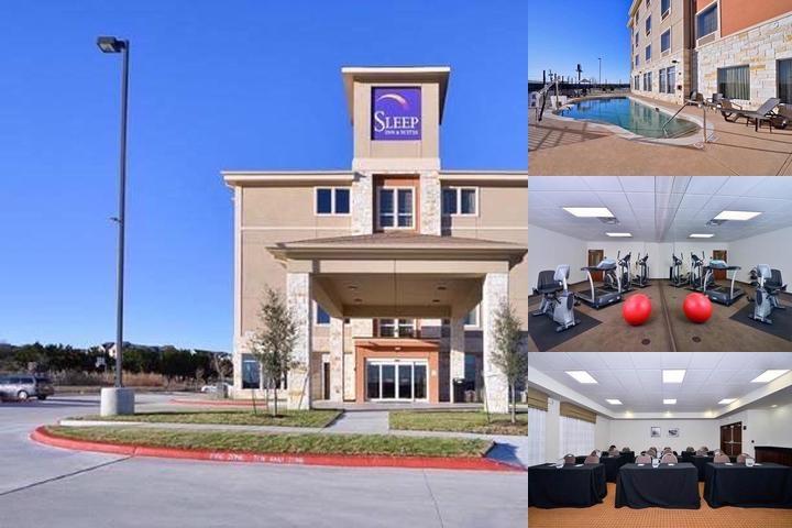 Sleep Inn Amp Suites Austin Northeast Austin Tx 8410 East