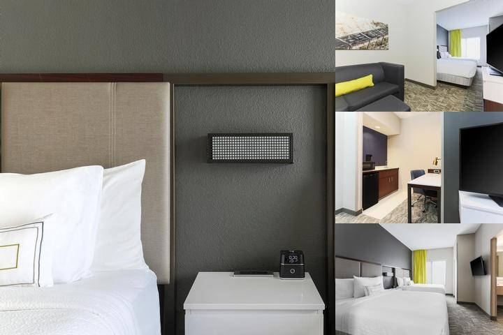 Springhill Suites Austin North photo collage