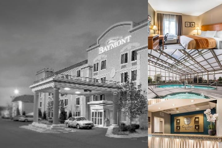 Baymont Inns & Suites Springfield photo collage