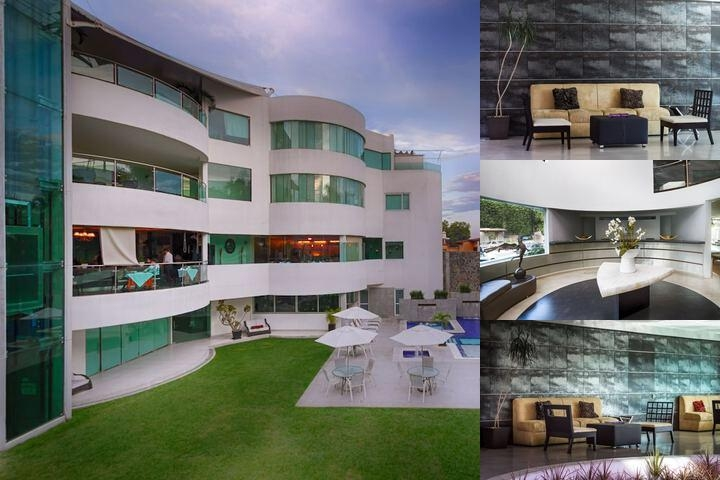 Hotel Río 1300 photo collage