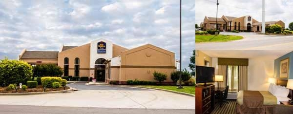 Best Western Plus Sikeston photo collage