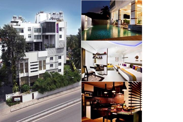 Citadines Richmond Bangalore photo collage