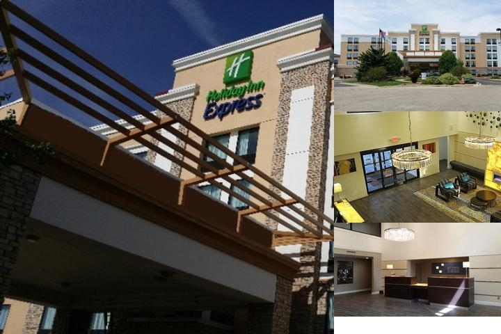 Holiday Inn Express Janesville photo collage