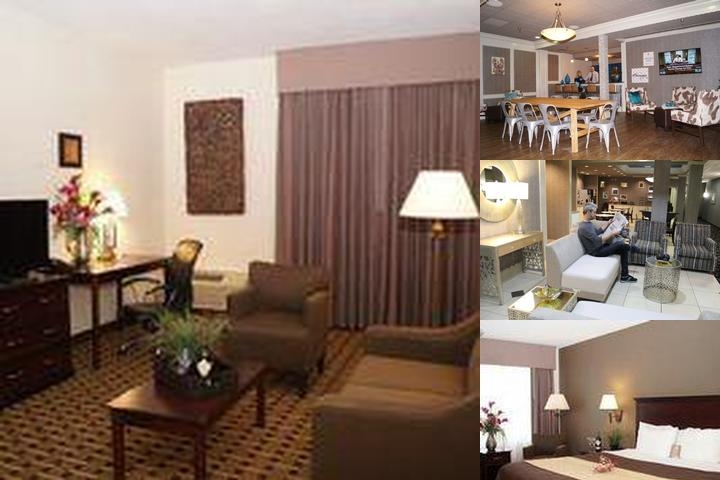 Comfort Inn & Suites Overland Park photo collage